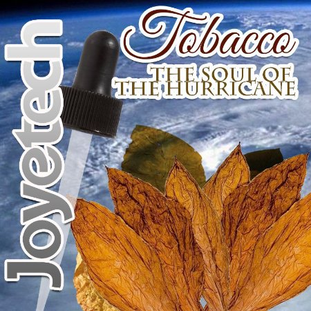 Líquido Joyetech® Tobacco THE SOUL OF THE HURRICANE