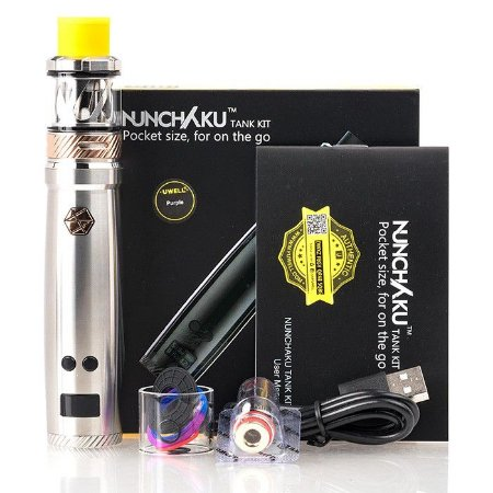 Kit Nunchaku 80W TC - Uwell