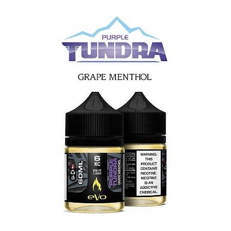 Líquido Purple Tundra - Crisp & Refreshing - eVo