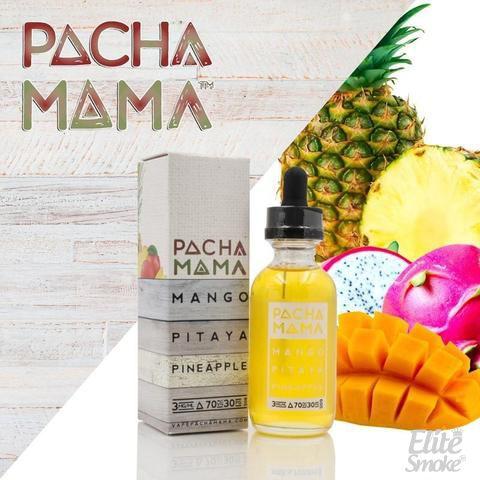 Líquido Mango Pitaya Pineapple - Pachamama