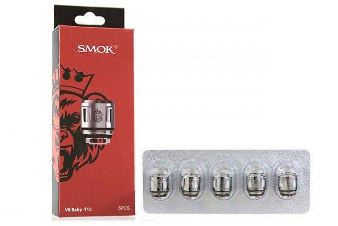 Bobina Coil Reposição (Resistência) TFV8 e TFV12 Prince Big Baby / V8 Baby - T12 - Smok™