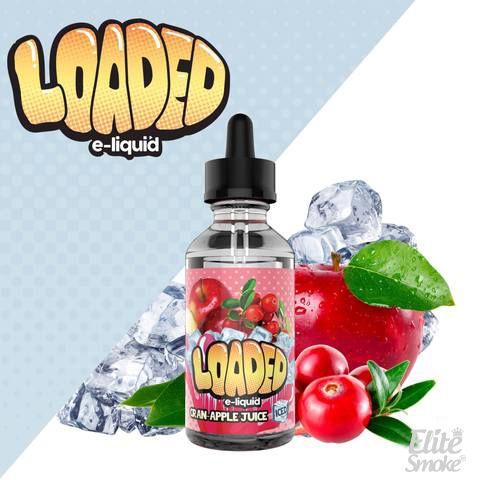 Líquido CranApple Iced - Loaded