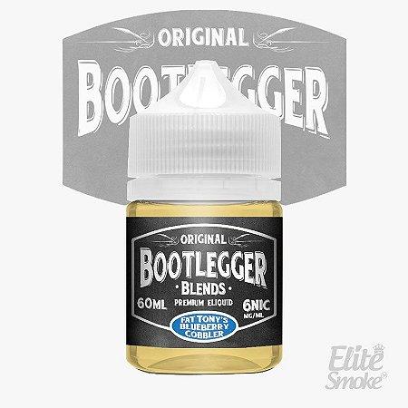 Líquido Fat Tony's Blueberry Cobbler - Bootlegger Blends