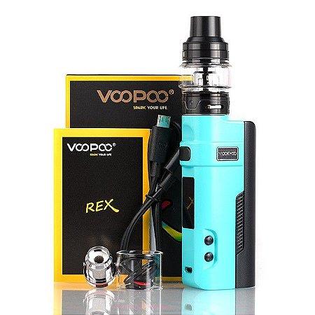 Kit VOOPOO REX 80W TC c/ Atomizador UFORCE - VOOPOO