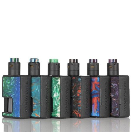 Kit Pulse X 90W SE c/ Atomizador Pulse X V2 RDA - Vandy Vape