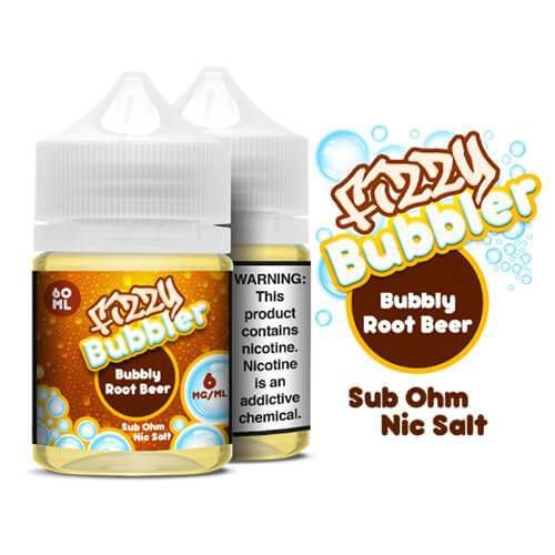 Líquido Bubbly Root Beer - FIZZY BUBBLER