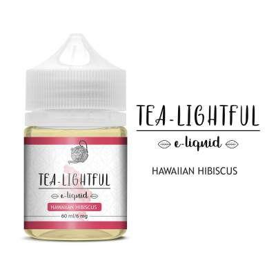Líquido Hawaiian Hibiscus - Tea-Lightful