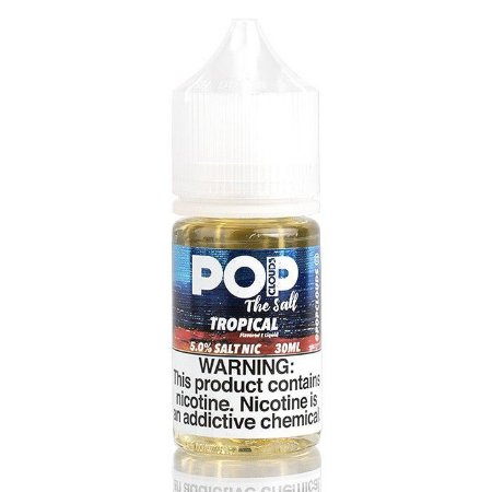 Líquido Tropical Punch Candy - The Salt - SaltNic / Salt Nicotine - Pop Clouds
