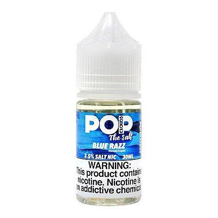 Líquido Blue Razz - SaltNic / Salt Nicotine - Pop Clouds