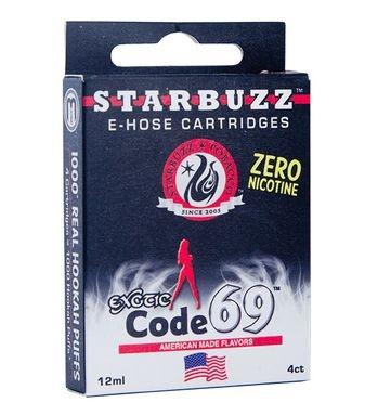Refil Starbuzz E-Hose - Essencia - Exotic Code 69