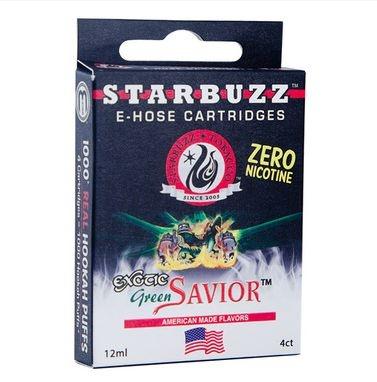 Refil Starbuzz E-Hose - Essencia - Exotic Green Savior