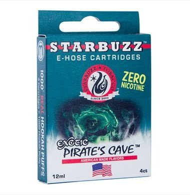 Refil Starbuzz E-Hose - Essencia - Exotic Pirate's Cave