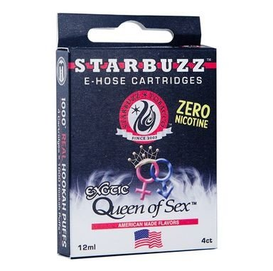 Refil Starbuzz E-Hose - Essencia - Exotic Queen of Sex