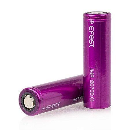 Bateria (20700) 3000mAh 30A - Efest