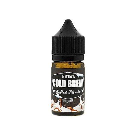 Líquido Vanilla Bean - Coffee - Nitro's Cold Brew Salt Nicotine