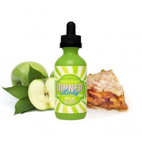 Líquido Apple Pie (Dessert) - Dinner Lady