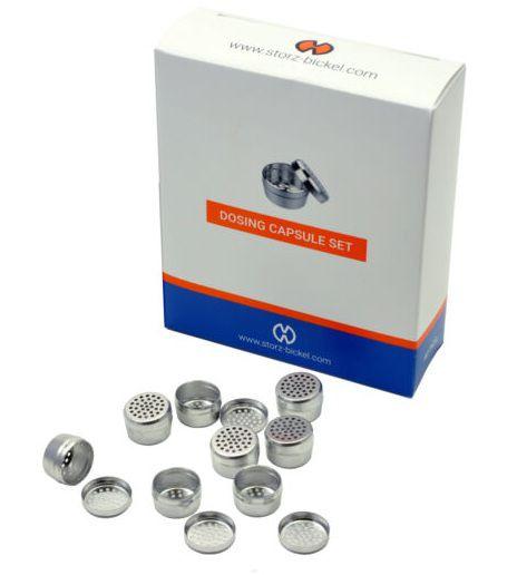 Conjunto de cápsulas de dosagem / 40 peças - Storz & Bickel