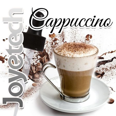 Líquido Joyetech® Cappucino