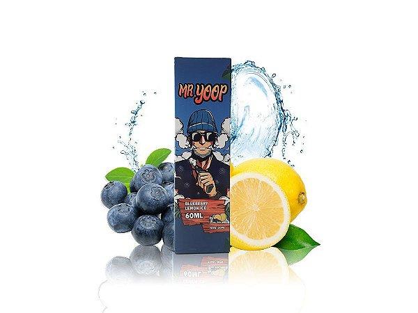 Líquido Blueberry Lemon ICE - Mr. Yoop