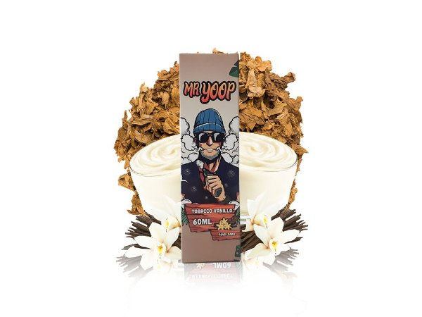 Líquido Tobacco Vanilla - Mr. Yoop