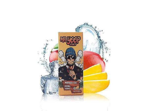 Líquido Mango ICE - Mr. Yoop Salt Nic