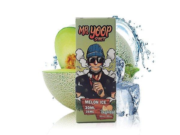 Líquido Melon Ice - Mr. Yoop Salt Nic