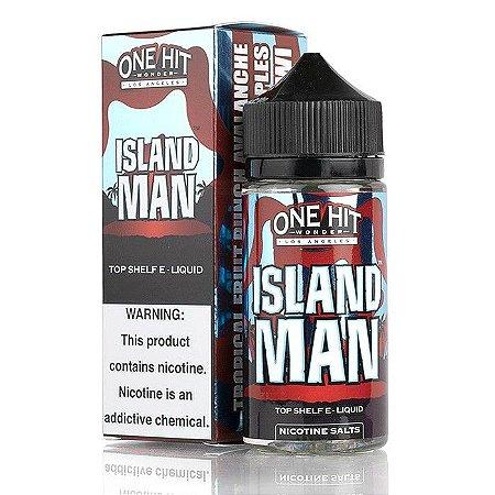 Líquido Island Man - SaltNic / Salt Nicotine - One Hit Wonder