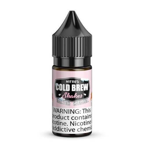 Líquido Caramel - Shakes - Nitro's Cold Brew Salt Nicotine