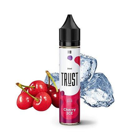 Líquido Cherry ICE - Trust Juices