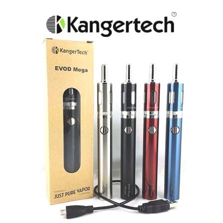 Kit EVOD MEGA 1900 mAh - KangerTech™