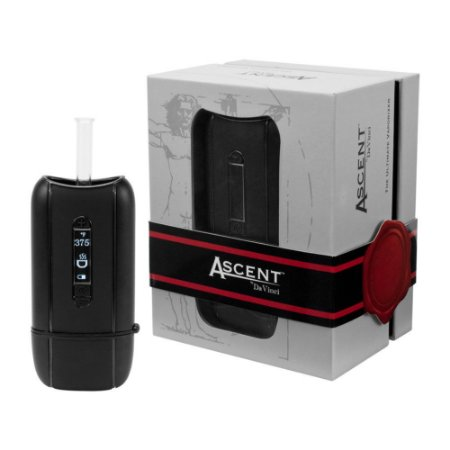 Vaporizador de Ervas Ascent - DaVinci™