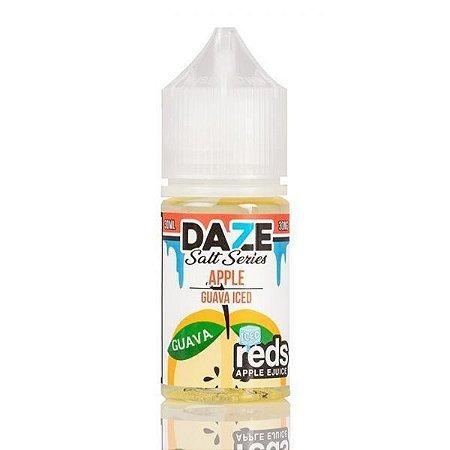 Líquido Guava ICED - Reds - SaltNic / Salt Nicotine - 7 DAZE