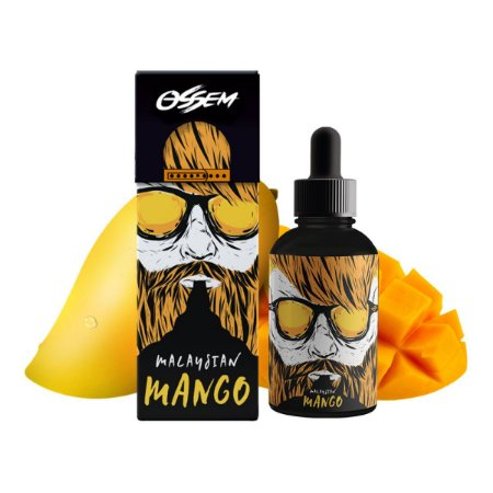 Líquido Malaysian Mango - Fruity Series - Ossem
