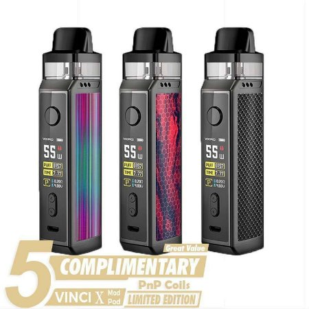 Pod System Vinci X 70W (Limited Edition) - Voopoo