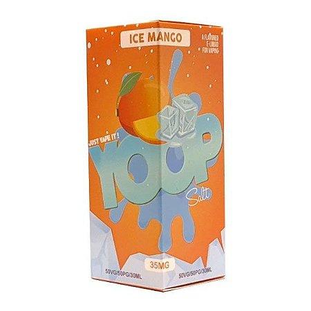 Líquido Ice Mango - SaltNic / Salt Nicotine - Yoop