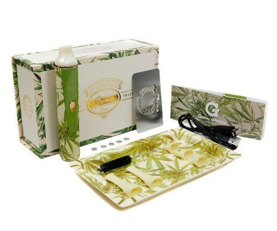 Vaporizador de Ervas G Pro Herbal™| Floral Series Limited Edition – Grenco Science