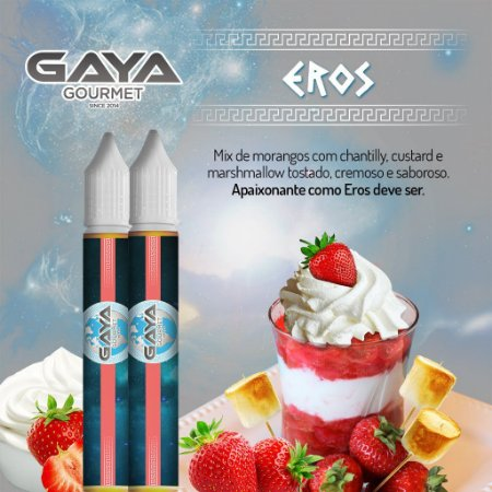 Liquido Eros (Morango) | GAYA Gourmet