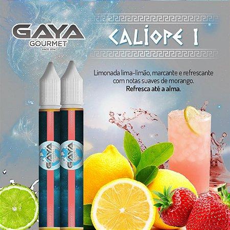Liquido Caliope I (Mousse de Limão)   GAYA Gourmet - Vencimento: Nov/2021