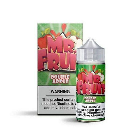 Líquido Double Apple - Mr. Fruit / Mr. Freeze