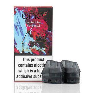 Cartucho (Pod) de Reposição (c/ Bobina) p/ Lambo II - OneVape