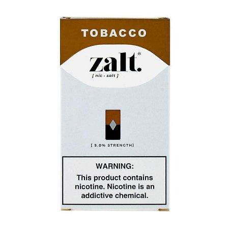 Pod c/ Líquido Tobacco p/ Pod System Yoop & Juul - Zalt