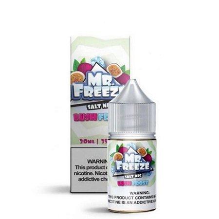 Líquido Lush Frost - SaltNic / Salt Nicotine - Mr. Freeze
