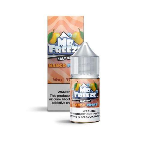 Líquido Mango Frost - SaltNic / Salt Nicotine - Mr. Freeze