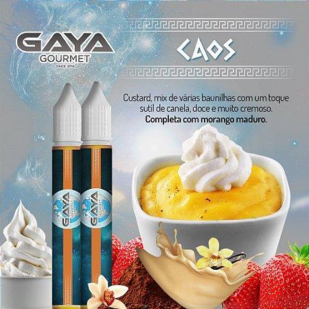 Liquido Caos (Baunilha)| GAYA Gourmet