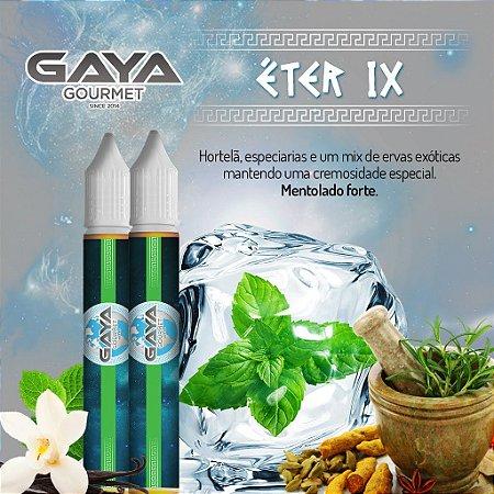 Liquido Éter IX (Mentolado) | GAYA Gourmet