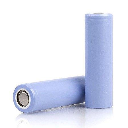 Bateria (21700) 4000mAh 40T 30A Flat Top High-Drain - Samsung