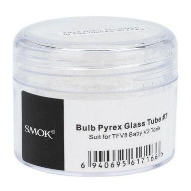 Tubo de Vidro de Reposição Bulb #7 p/ TFV8 Baby V2 - Smok