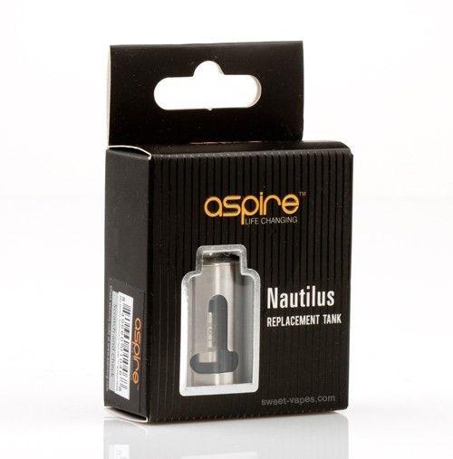 Tubo de Metal SS (Aço Inox) p/ Reposição Nautilus Mini - Aspire™
