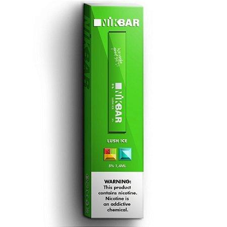 Pod System Descartável (Disposable Pod Device) Lush Ice - Nikbar