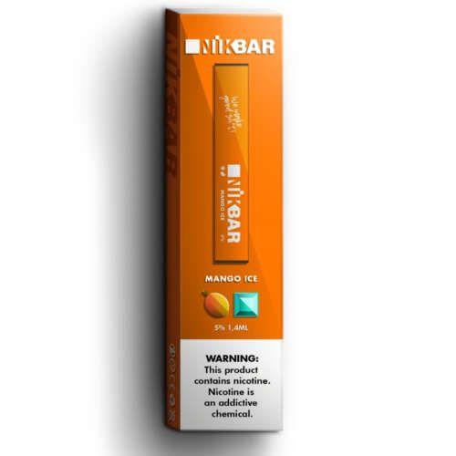 Pod System Descartável (Disposable Pod Device) Mango Ice - Nikbar